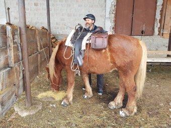 Egy lovasfarm mindennapjai