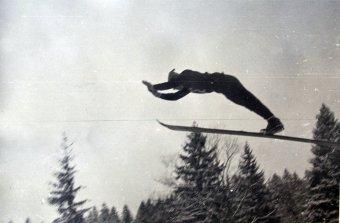 Az udvarhelyi síugrás rövid története