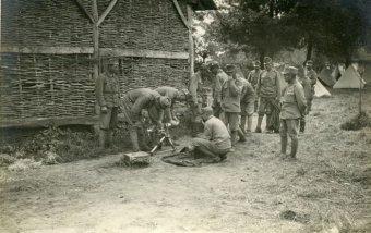 Sajtóhistorikum: rejtélyes vírus a székely katonáknál