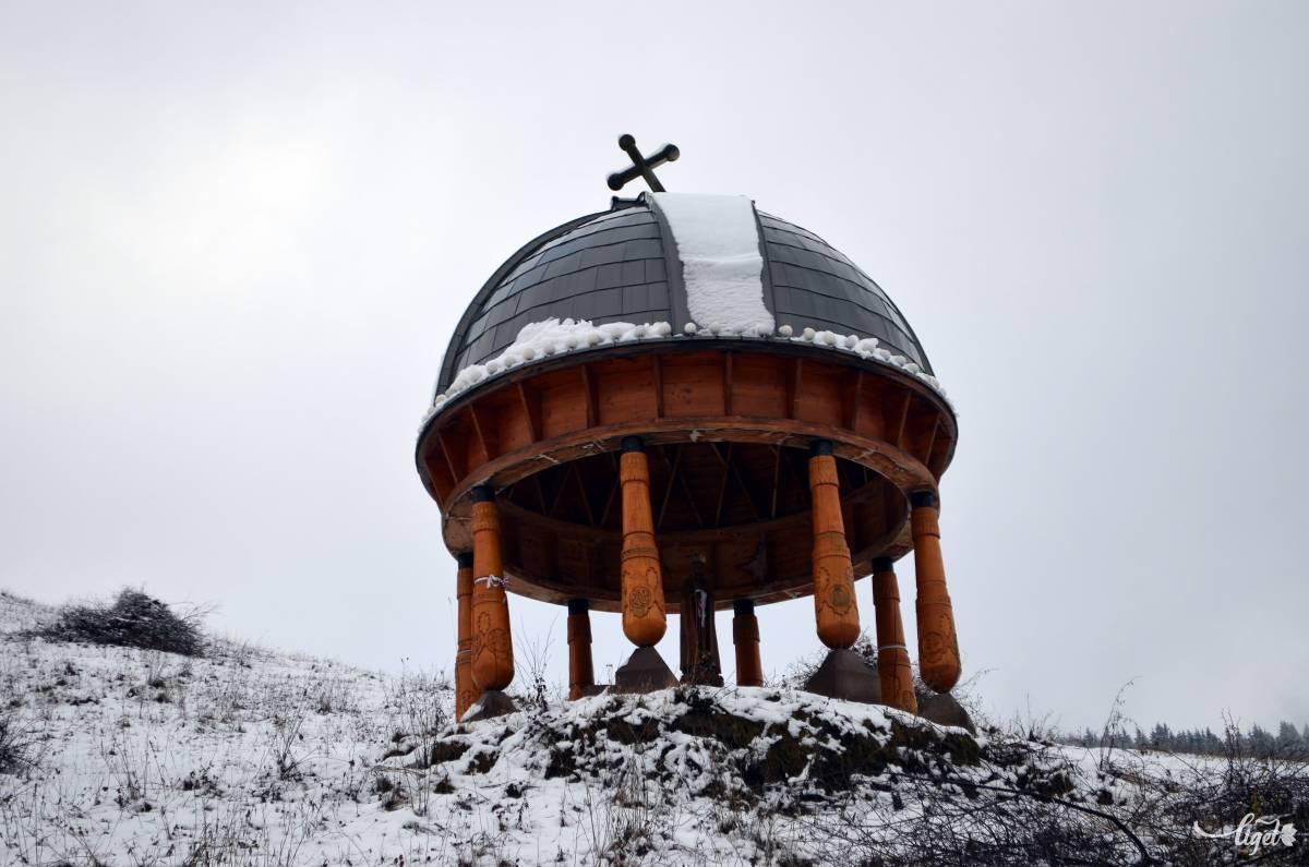 Szent Korona-kápolna •  Fotó: Jánosi Csaba