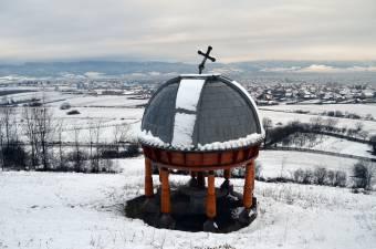 Adventi séta Kissomlyó-hegyén