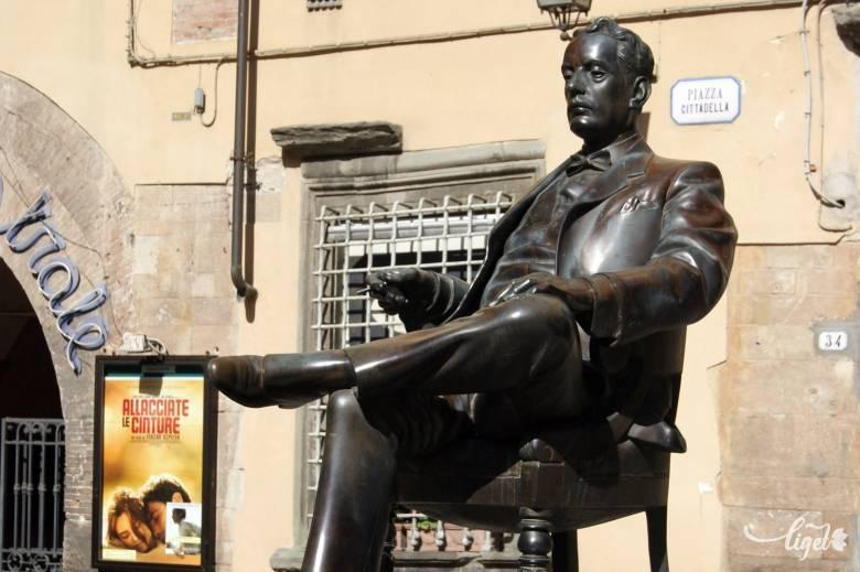 Az olasz Lehár: séta Puccini szülővárosában