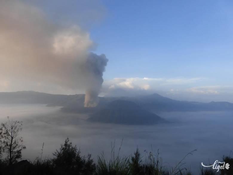 A pöfékelő Bromo-vulkán tövében: jávai mozaik