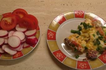 Apa főz: amatőr szakács a konyhában