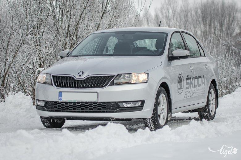 Igényekhez igazított  Škoda Rapid Ambition db7db1ad88
