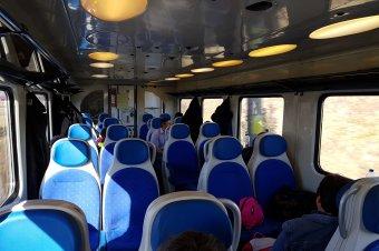 Megszünteti a Temesvár és Nagybánya között közlekedő vasúti járatát az Astra Trans Carpatic társaság