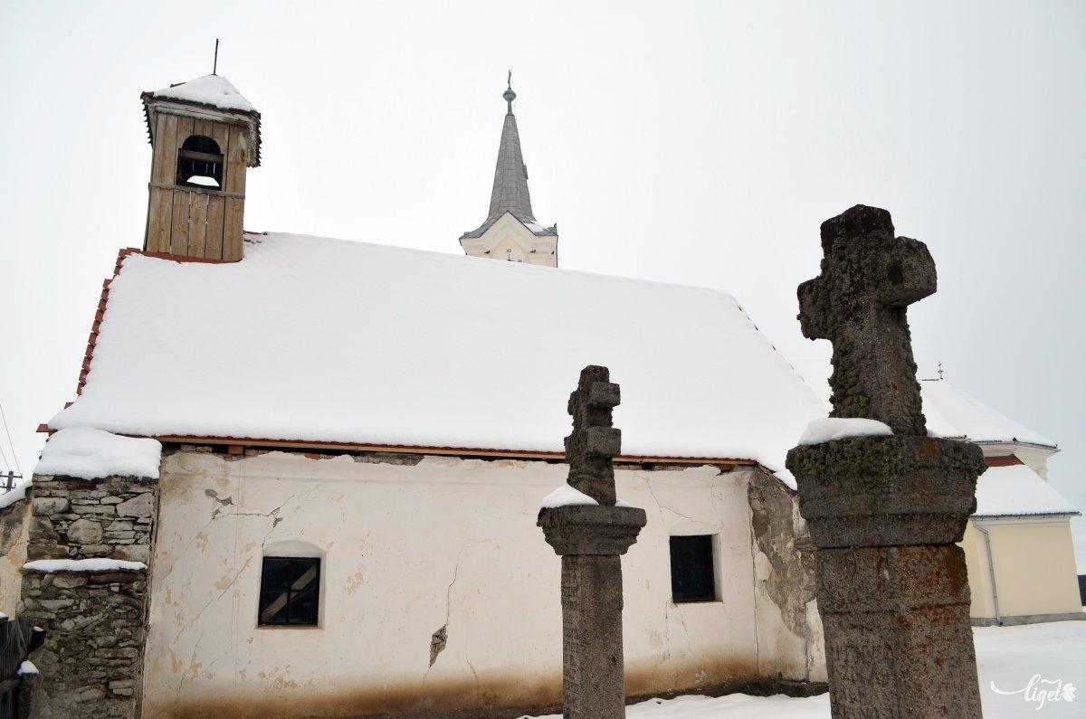 Görög katolikus kápolna •  Fotó: Jánosi Csaba