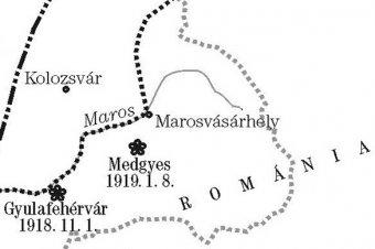 Marosvásárhely katonai megszállása