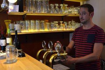 Pepin bácsi komlóleve: TSz és a kézműves söröző