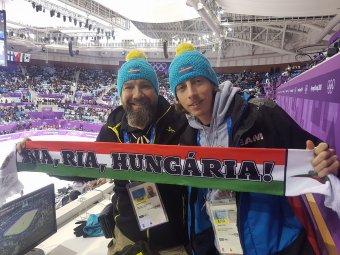 Az ötkarika bűvöletében: erdélyi sajtósok a téli olimpián