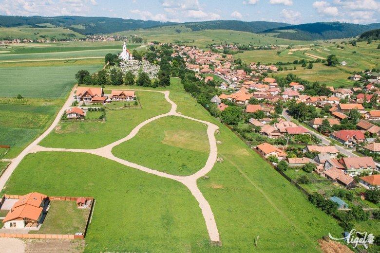 Turisztikai célpont lesz a Csíksomlyón épülő falumúzeum