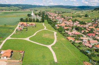 Téziscáfoló leletek: Árpád-kori falu maradványai Csíksomlyón