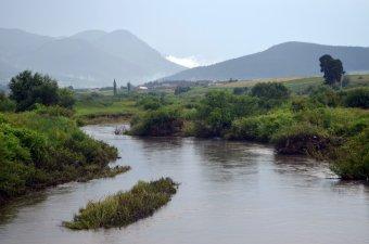 A Gál Sándor-féle utóvédharcok helyszíne: a tusnádi Szénásmező