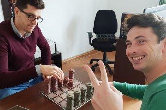 Tactiki: a világpiacot célozzák a székely társasjáték-fejlesztők