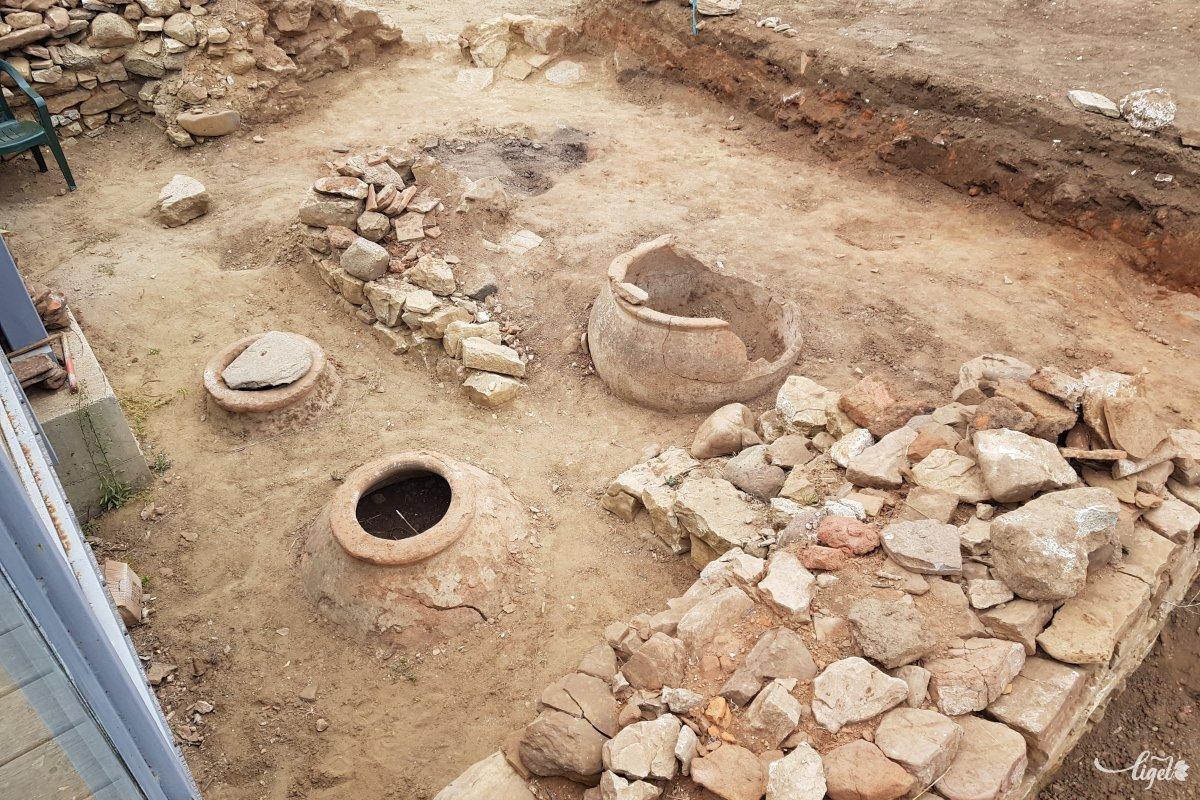 Bjala, ókori erőd •  Fotó: Rédai Attila