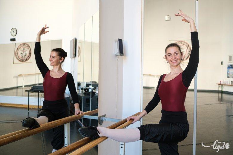 Fitnesz balett: életerősen és nőiesen