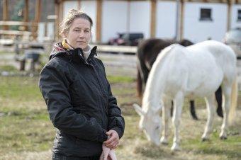 Tisztelettel és szeretettel bánni a lovakkal: Hamza Viktória