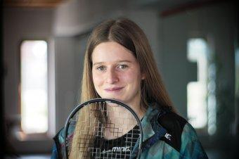 Szász Kincső nyerte Románia nyílt squash-versenyét
