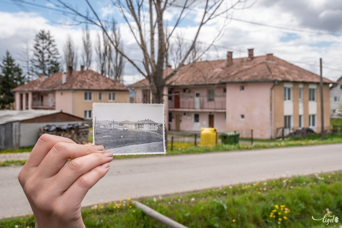 Múlt és jelen – picit más szemszögből •  Fotó: Pinti Attila