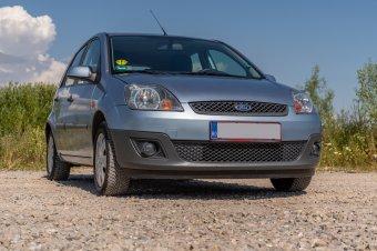 Előhozza a félelmeket: Ford Fiesta (2006)