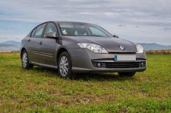 Renault Laguna III: kombiként jobb