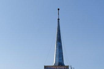 Mit rejt a református templom toronygömbje? Hamarosan megtudjuk