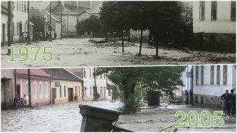 """Az """"alamuszi"""" patak és a romboló folyók: Udvarhelyszék árvizei"""