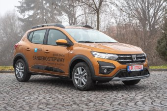 Tiszta lappal: Dacia Sandero Stepway III