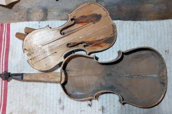 Mesélő hangszerek. Modernkori kincskeresés