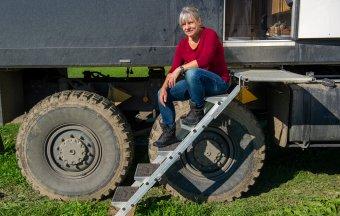 Megéli az álmát a Székelyföldön is állomásozó Petra Schümann