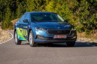 Mindig van feljebb: Škoda Octavia IV