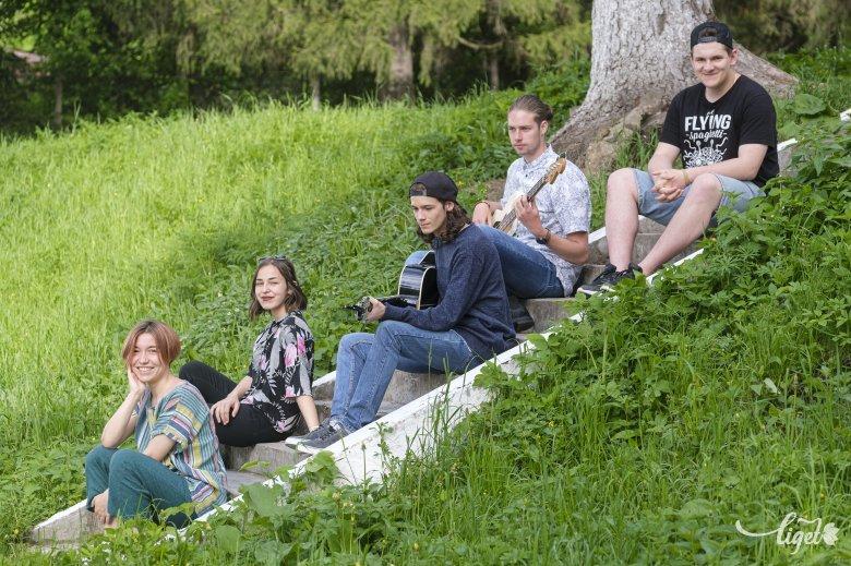 Akiket a zenélés összeköt: Cloverfield