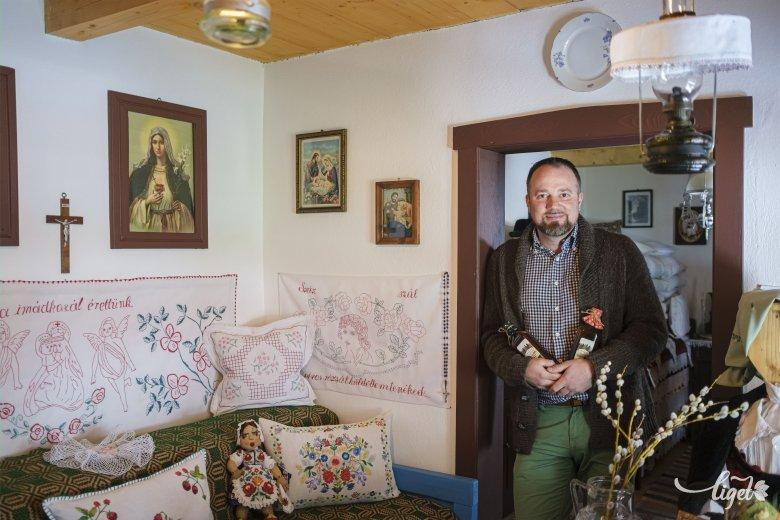 Erdő adta lehetőség: Molnár-Csorba Zsolt