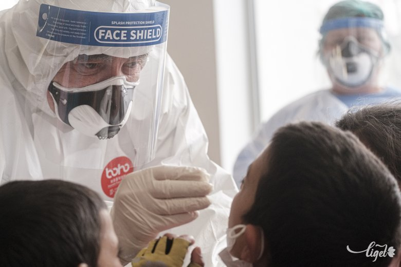 Csökkent az esetszám, de többen szorulnak kórházi ellátásra Hargita megyében