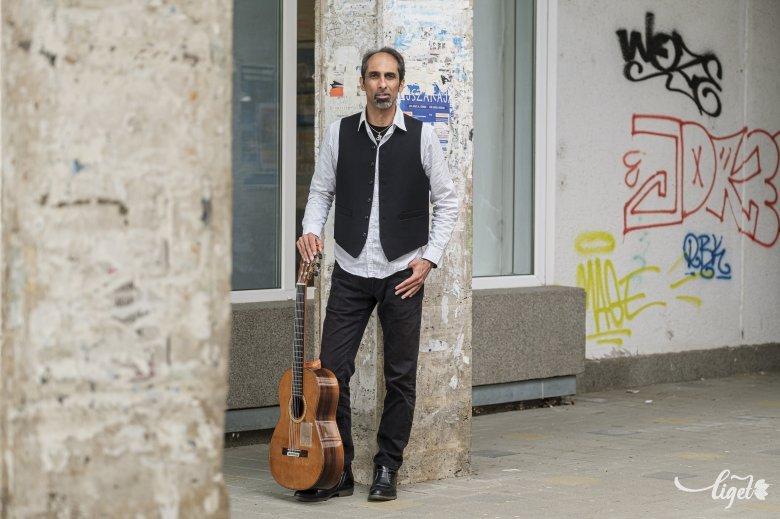 A zene matematikusa: Sinha Róbert