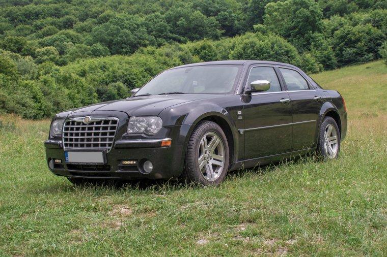 Böhöm, de nem tahó: Chrysler 300C