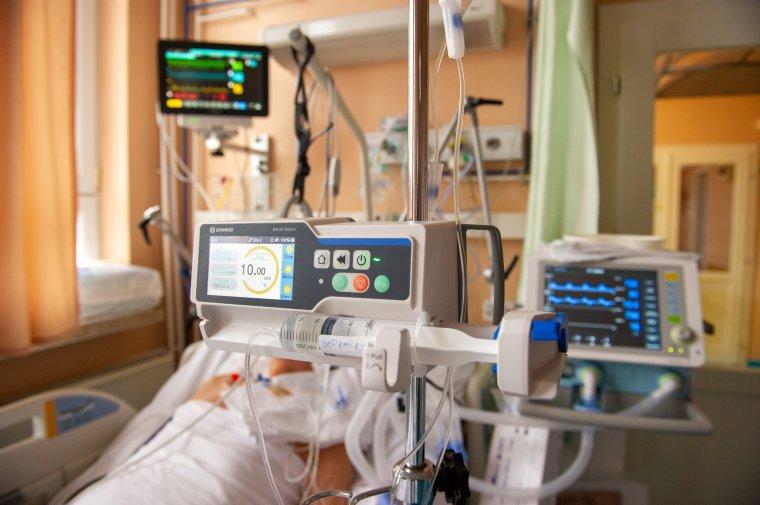 Székelyföldi kórházak: van ahol ötven százaléknál is több az intenzív terápiás túlélők aránya