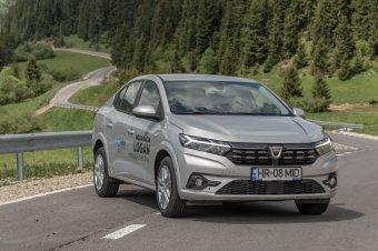 Megérkezett a jelenbe: Dacia Logan Comfort
