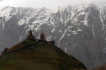 Tavasz a Kaukázus lábánál: Grúzia