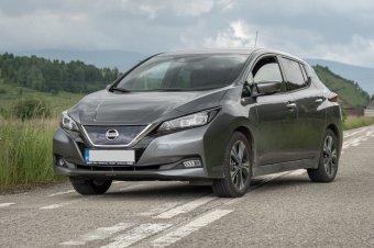 Kitaposta az utat: Nissan Leaf II.