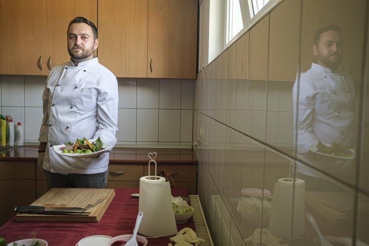 A séf vendéglő nélkül is séf: a titokzatos A. L., a konyhából