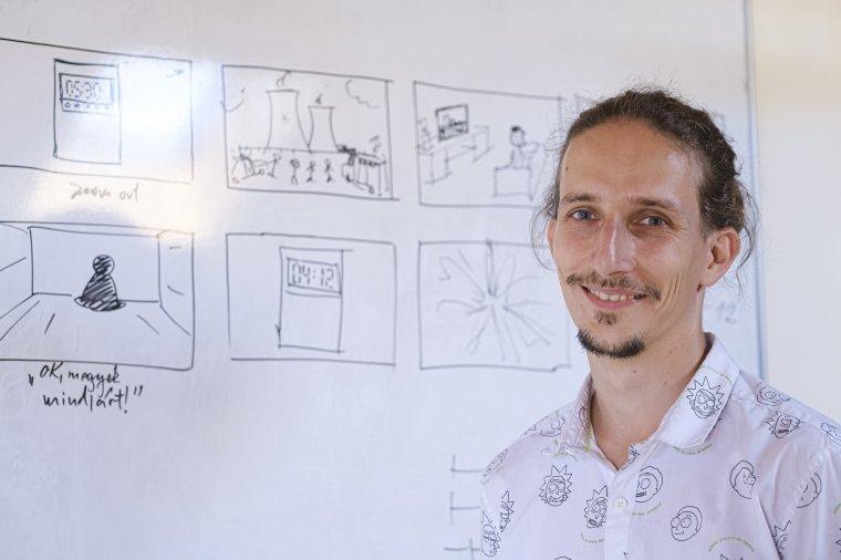 Animációkészítés: pepecs munka, míves mesterség
