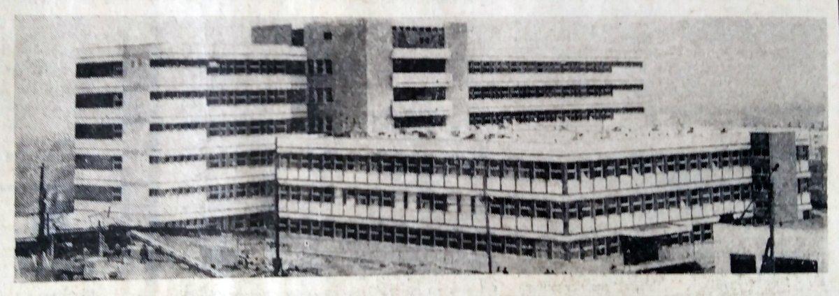 Informația Harghitei, 1971. május 15. •  Fotó: Forrás: a Csíkszeredai Megyei Sürgősségi Kórház gyűjtése