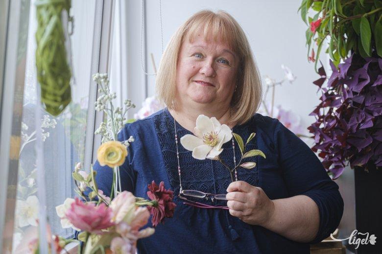 Édes hobbi: cukorból virágok