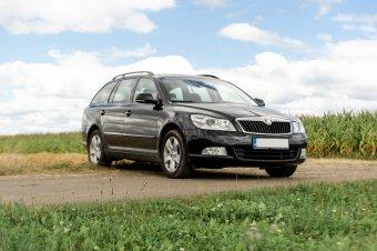 Ellenáll az idő múlásának: Škoda Octavia II.