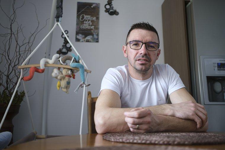 Élet a baleset után: Gothár Róbert