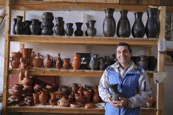 Az utolsó keramikus: Vízi Jenő