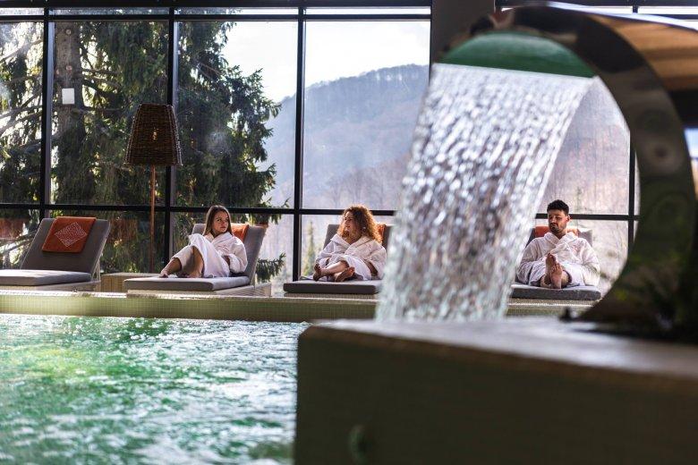 Fenyvesi spa-élmények luxus árkategóriában, még medve nélkül