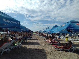 Csaknem egymillió lejre bírságoltak ebben a hónapban a tengerparti üdülőtelepeken