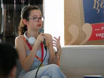 Lupescu Kata: ne a korom legyen a legfontosabb a regényeimben